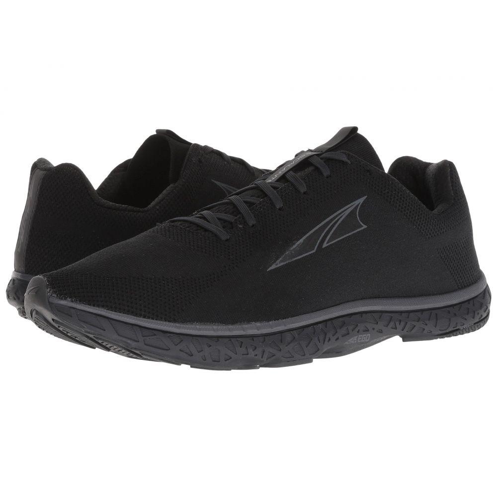アルトラ Altra Footwear メンズ ランニング・ウォーキング シューズ・靴【Escalante 1.5】Black/Black