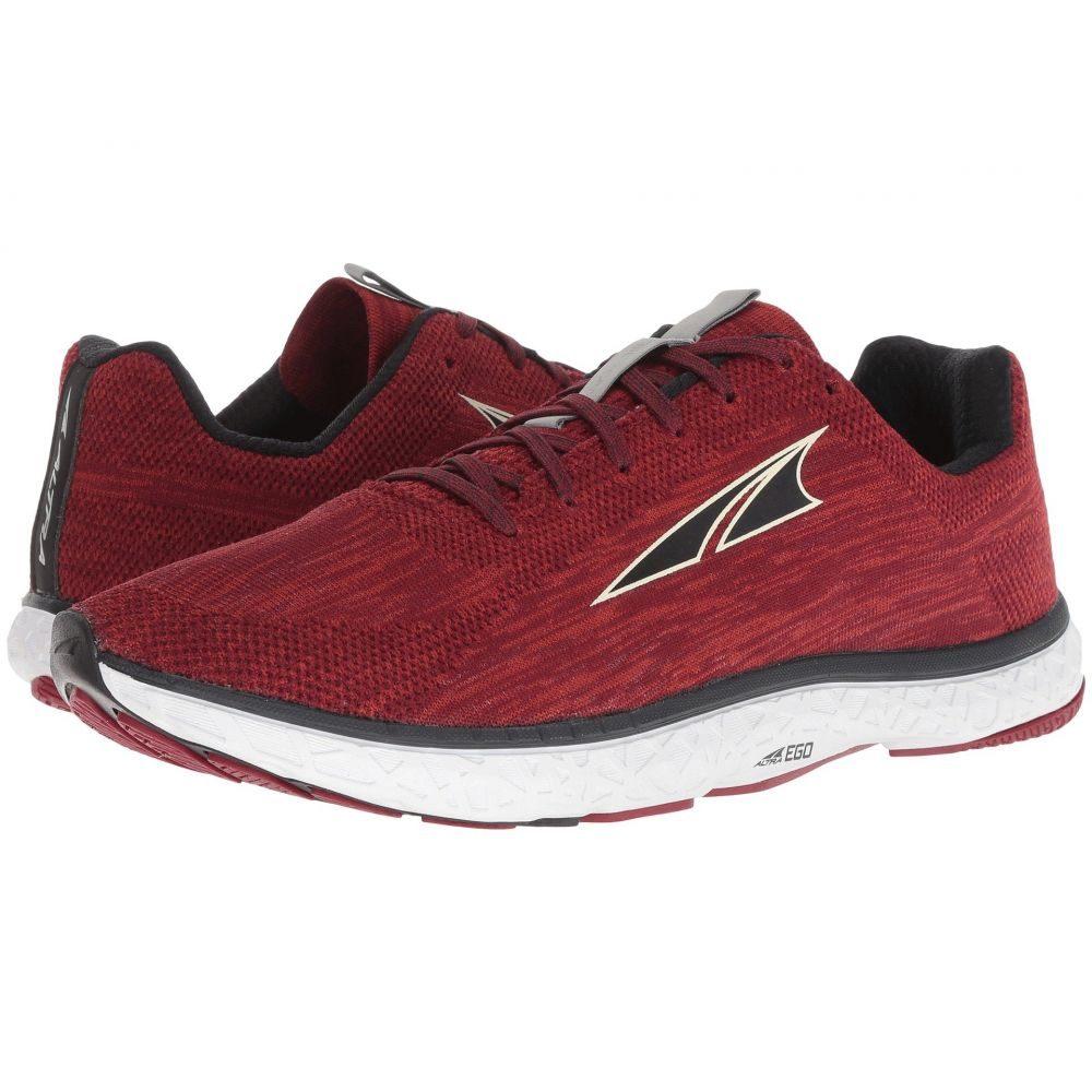 アルトラ Altra Footwear メンズ ランニング・ウォーキング シューズ・靴【Escalante 1.5】Red