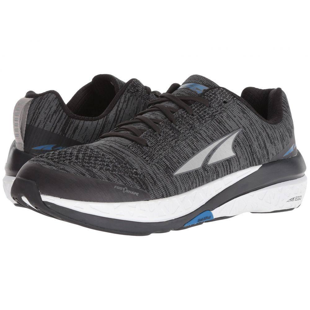アルトラ Altra Footwear メンズ ランニング・ウォーキング シューズ・靴【Paradigm 4】Black
