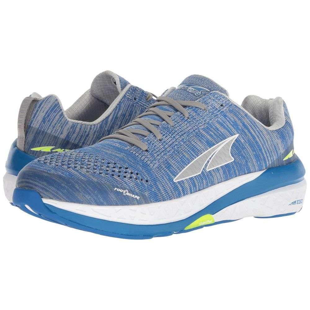 アルトラ Altra Footwear メンズ ランニング・ウォーキング シューズ・靴【Paradigm 4】White/Blue
