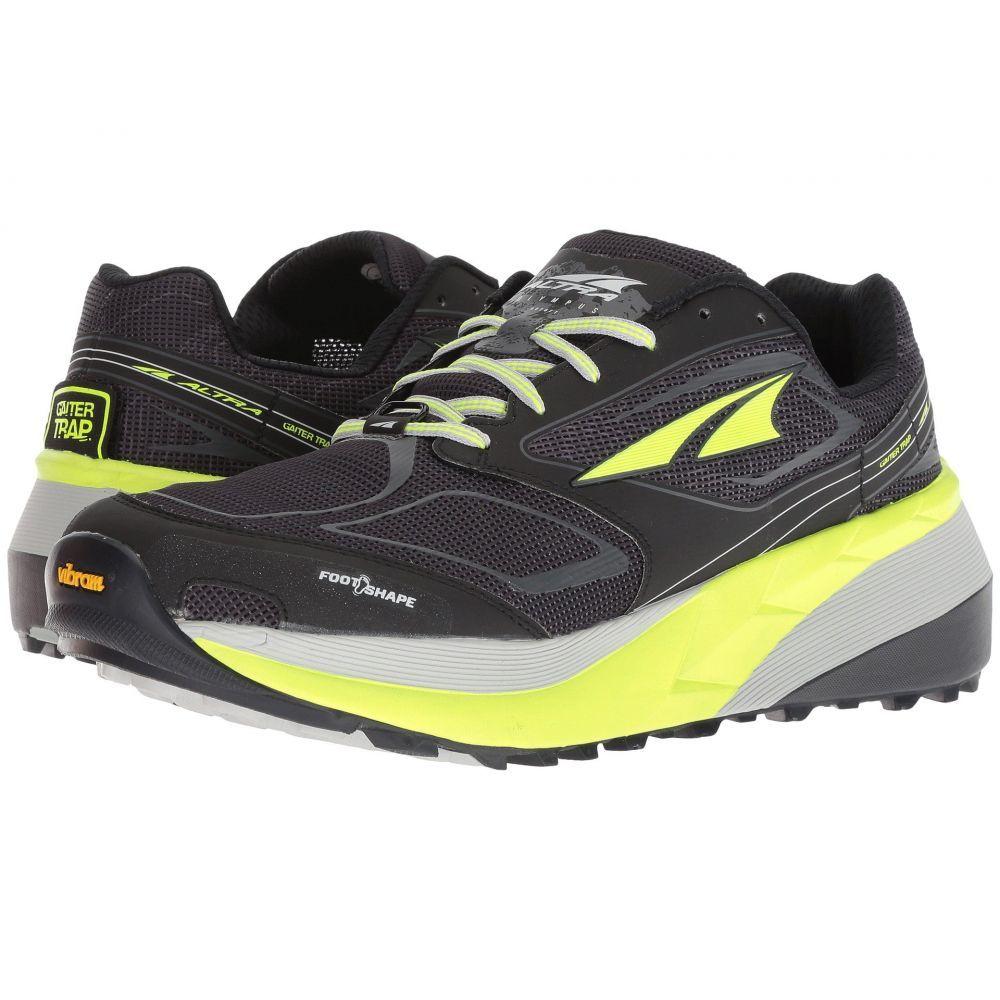 アルトラ Altra Footwear メンズ ランニング・ウォーキング シューズ・靴【Olympus 3】Black/Yellow