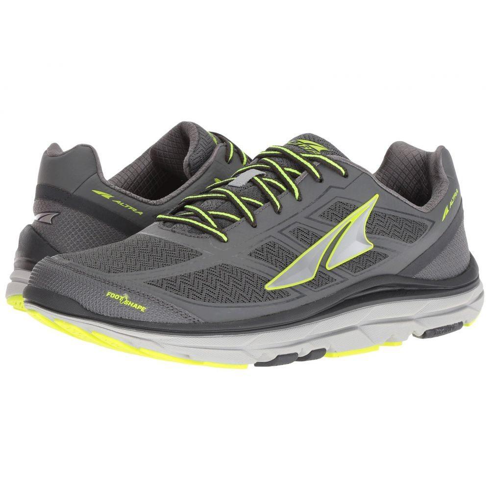 アルトラ Altra Footwear メンズ ランニング・ウォーキング シューズ・靴【Provision 3.5】Gray