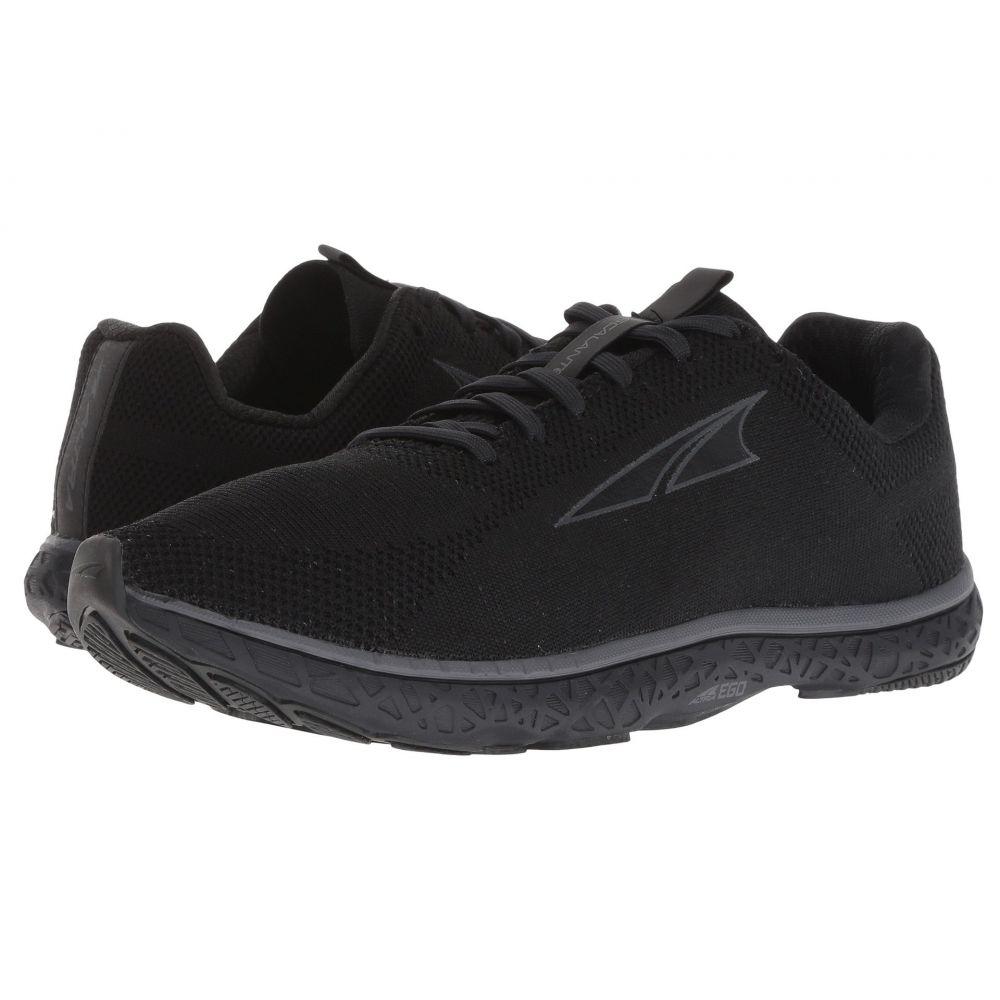 アルトラ Altra Footwear レディース ランニング・ウォーキング シューズ・靴【Escalante 1.5】Black/Black