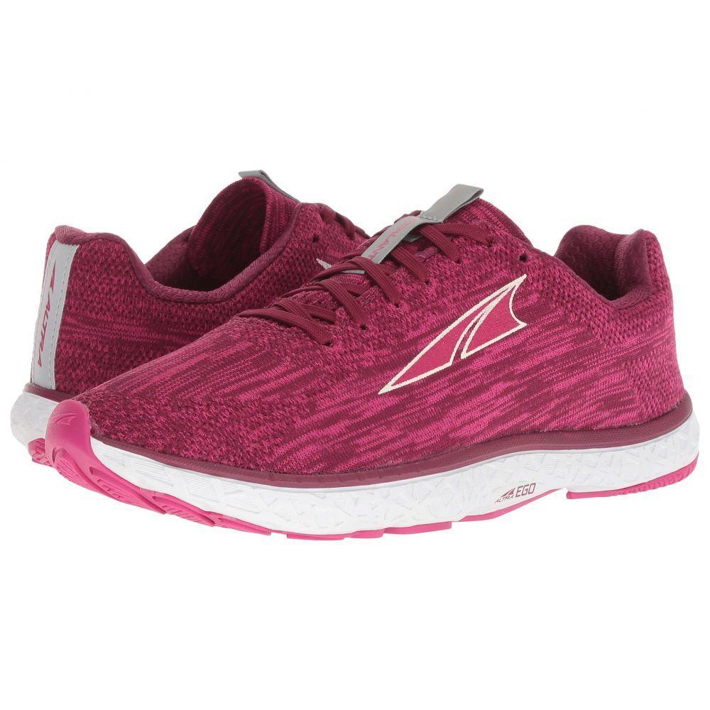 アルトラ Altra Footwear レディース ランニング・ウォーキング シューズ・靴【Escalante 1.5】Raspberry