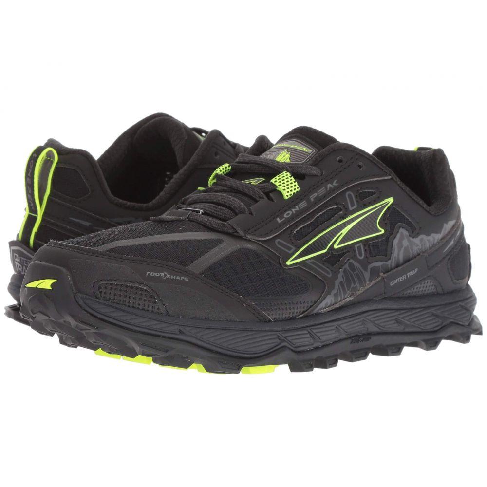 アルトラ Altra Footwear レディース ランニング・ウォーキング シューズ・靴【Lone Peak 4】Black