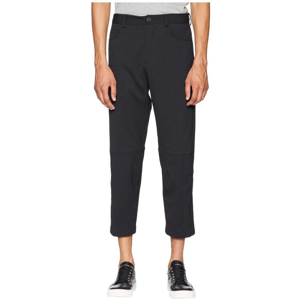マックイーン McQ メンズ ボトムス・パンツ クロップド【Cropped Pants】Black