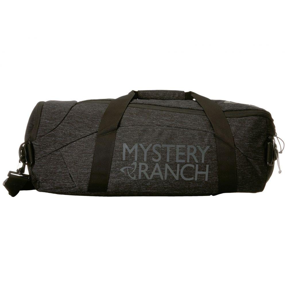 ミステリーランチ Mystery Ranch レディース バッグ ボストンバッグ・ダッフルバッグ【EX Mission Duffel 55】Black