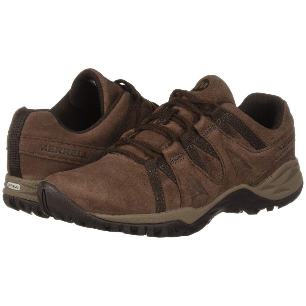 メレル Merrell レディース ハイキング・登山 シューズ・靴【Siren Guided Leather Q2】Espresso