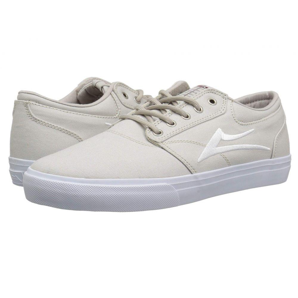 ラカイ Lakai メンズ シューズ・靴【Griffin】Cream Canvas