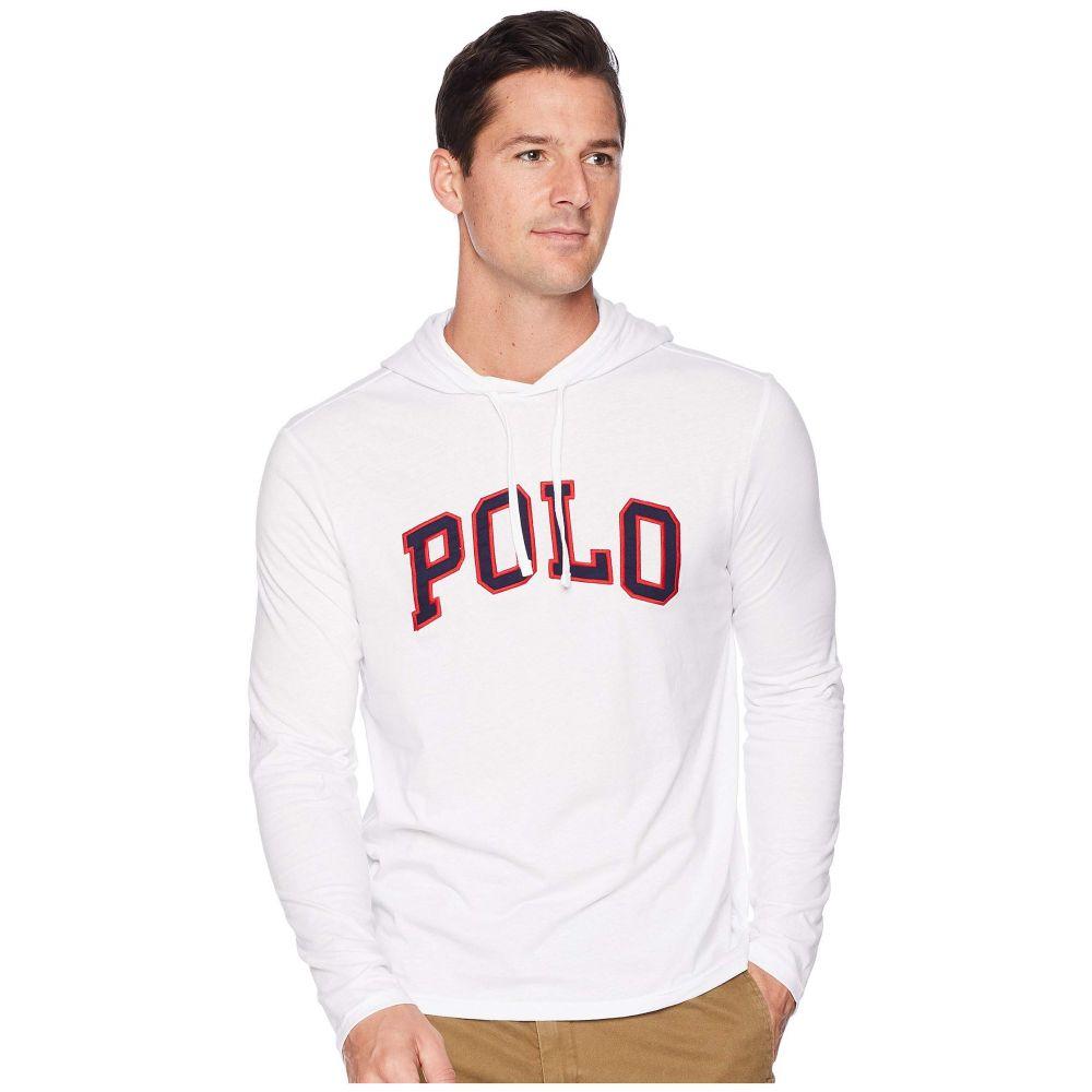 ラルフ ローレン Polo Ralph Lauren メンズ トップス Tシャツ【Graphic T-Shirt】White