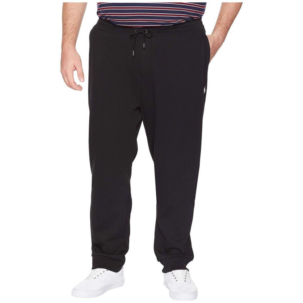 ラルフ ローレン Polo Ralph Lauren メンズ ボトムス・パンツ ジョガーパンツ【Big & Tall Double Knit Jogger Pants】Polo Black