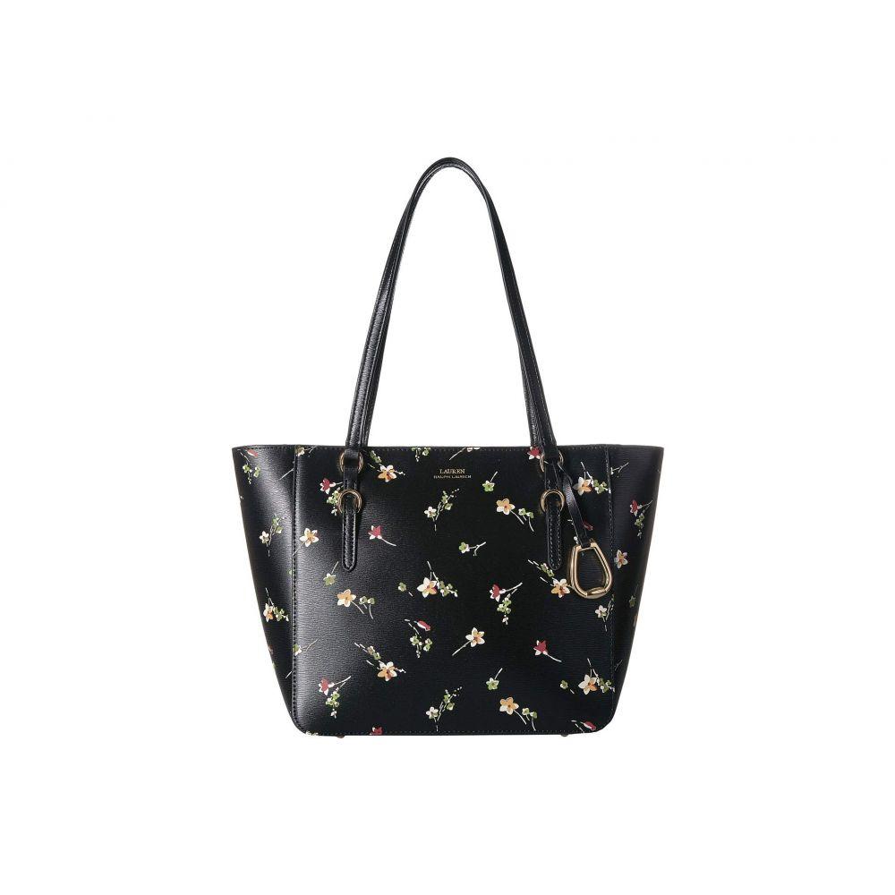 ラルフ ローレン LAUREN Ralph Lauren レディース バッグ トートバッグ【Bennington Shopper】Black Vintage Floral