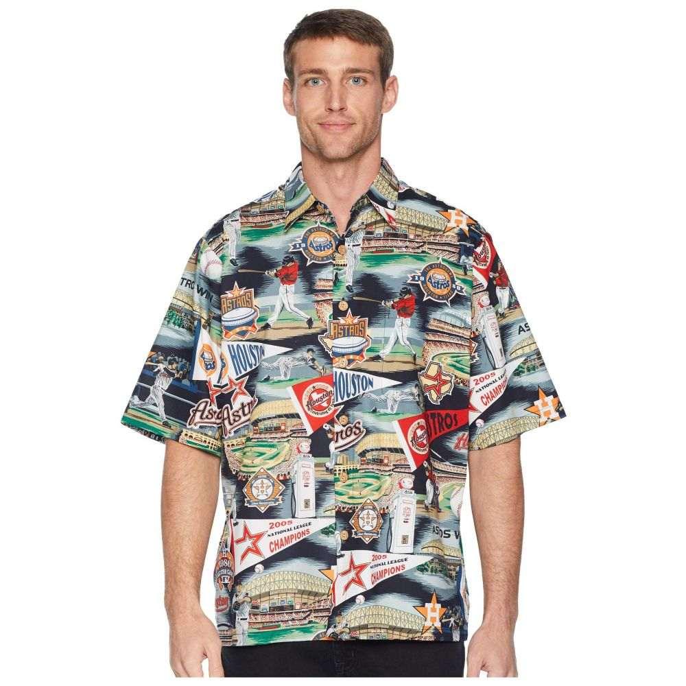 レインスプーナー Reyn Spooner メンズ トップス シャツ【Houston Astros Classic Fit Hawaiian Shirt】Scenic