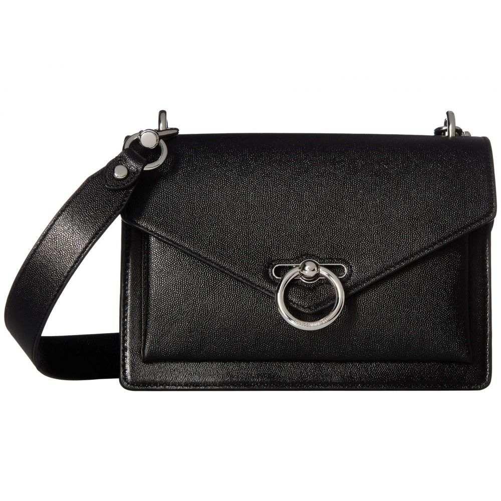 レベッカ ミンコフ Rebecca Minkoff レディース バッグ ショルダーバッグ【Jean Medium Shoulder Bag】Black