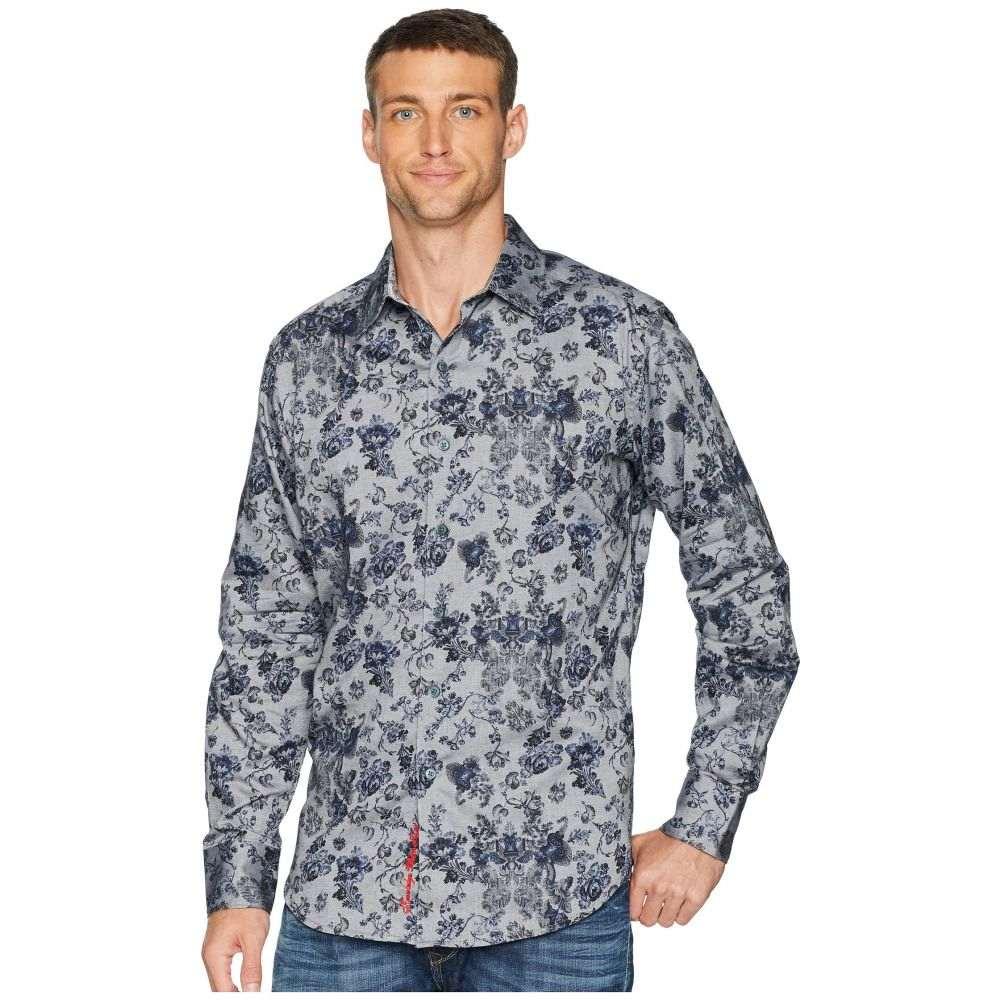 ロバートグラハム Robert Graham メンズ トップス シャツ【Barker Shirt】Blue