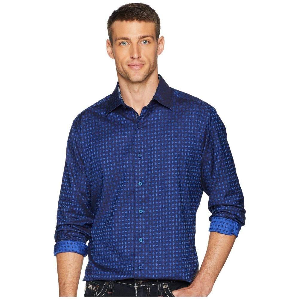 ロバートグラハム Robert Graham メンズ トップス シャツ【Harris Shirt】Blue