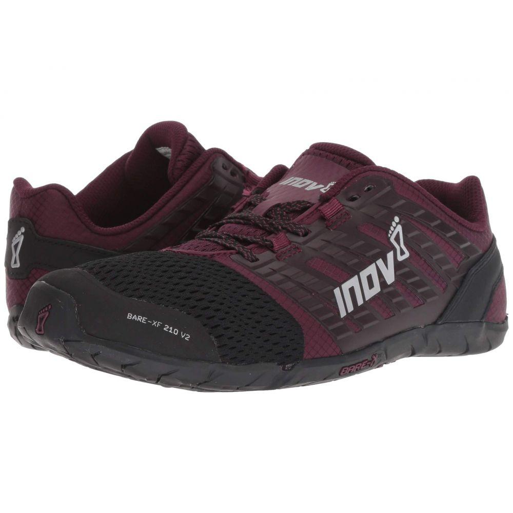 イノヴェイト inov-8 レディース シューズ・靴【Bare-XF 210 V2】Black/Purple
