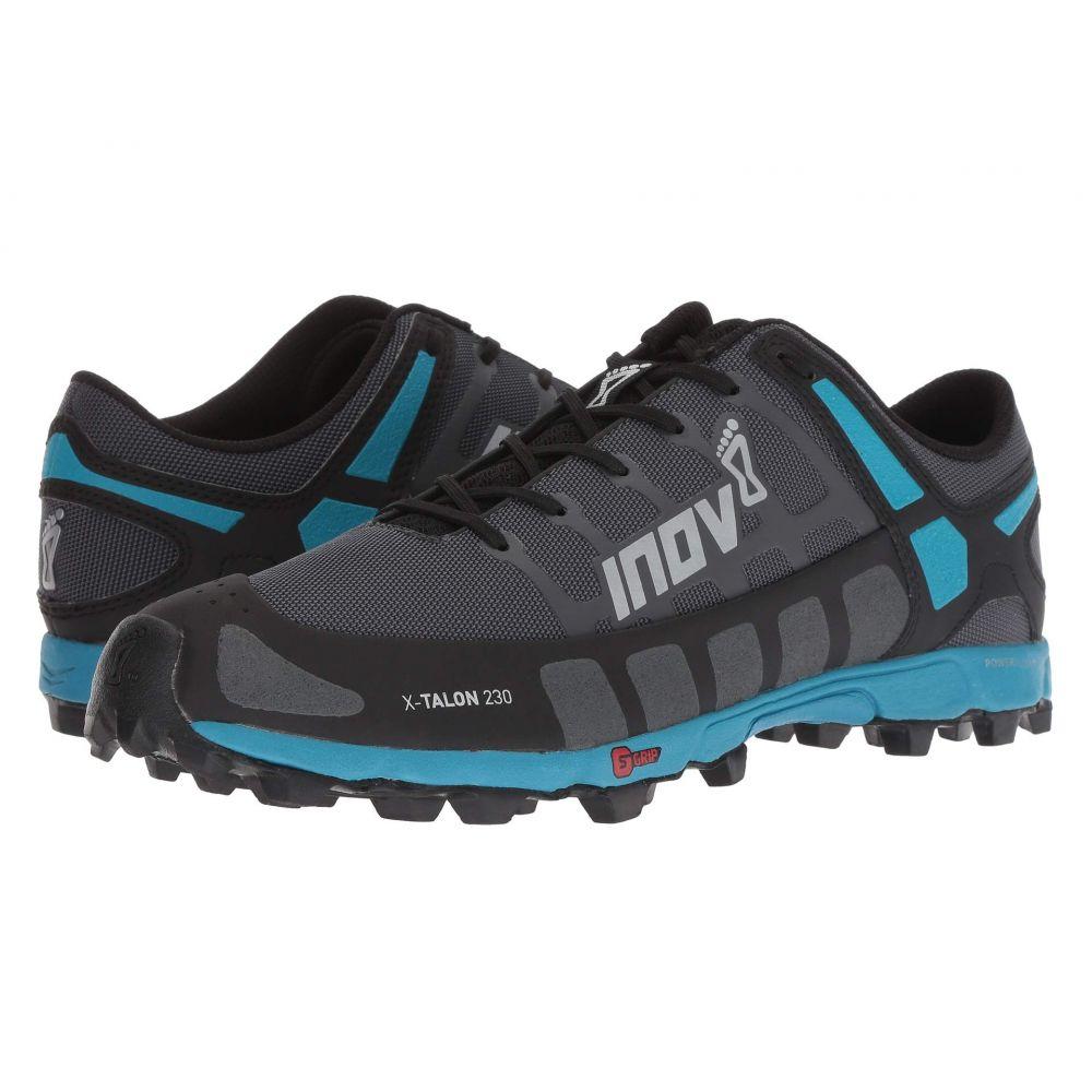 イノヴェイト inov-8 メンズ ランニング・ウォーキング シューズ・靴【X-Talon 230】Grey/Blue