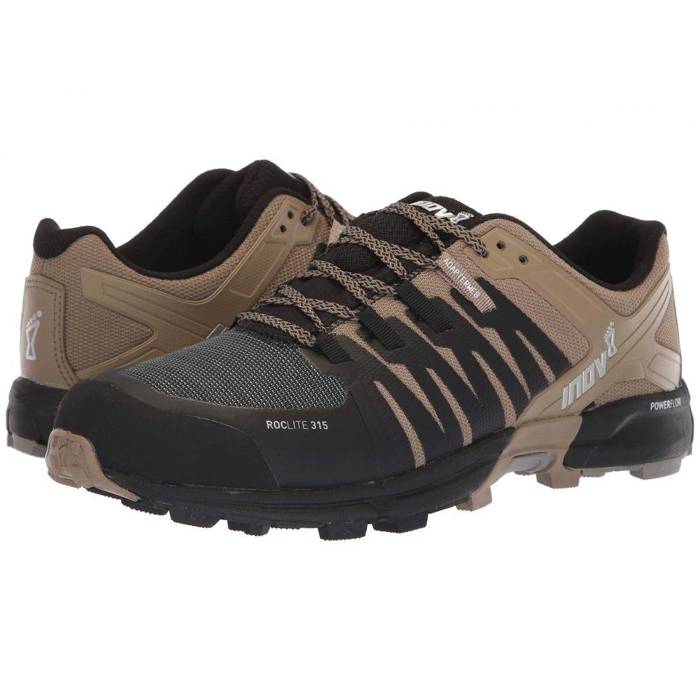 イノヴェイト inov-8 メンズ ランニング・ウォーキング シューズ・靴【Roclite 315】Black/Brown