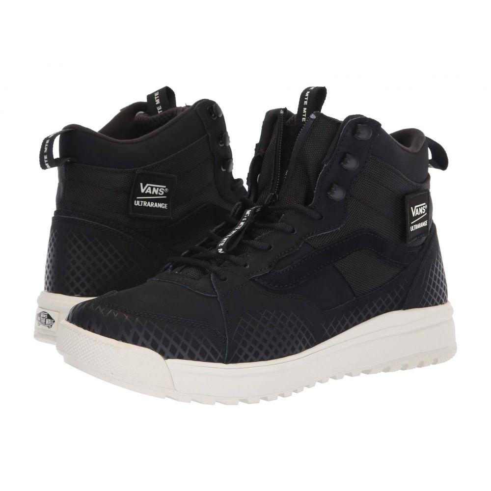 ヴァンズ Vans メンズ シューズ・靴【Ultrarange Hi DX ZPR '18】MTE) Black/Marshmallow