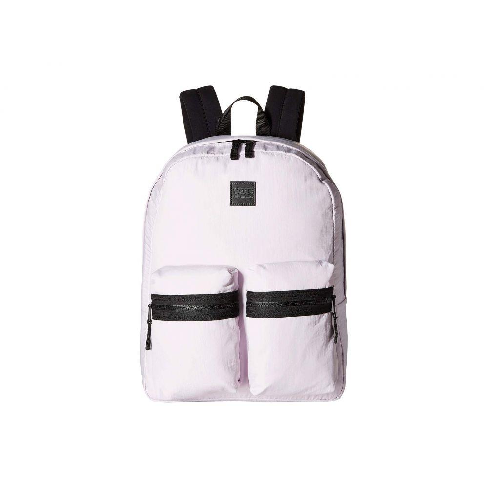 ヴァンズ Vans レディース バッグ バックパック・リュック【Double Down Backpack】Lavender Fog