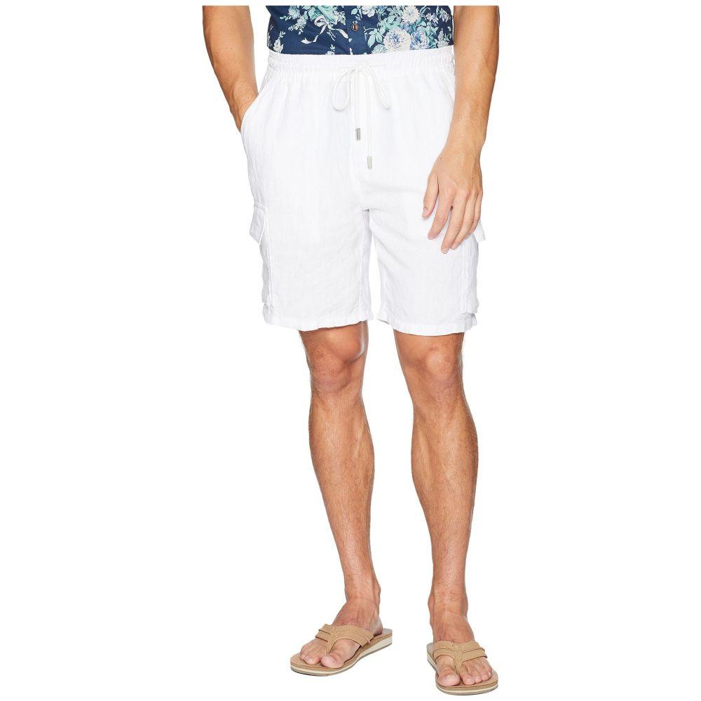 ヴィルブレクイン Vilebrequin メンズ ボトムス・パンツ ショートパンツ【Drawstring Pocket Shorts】White