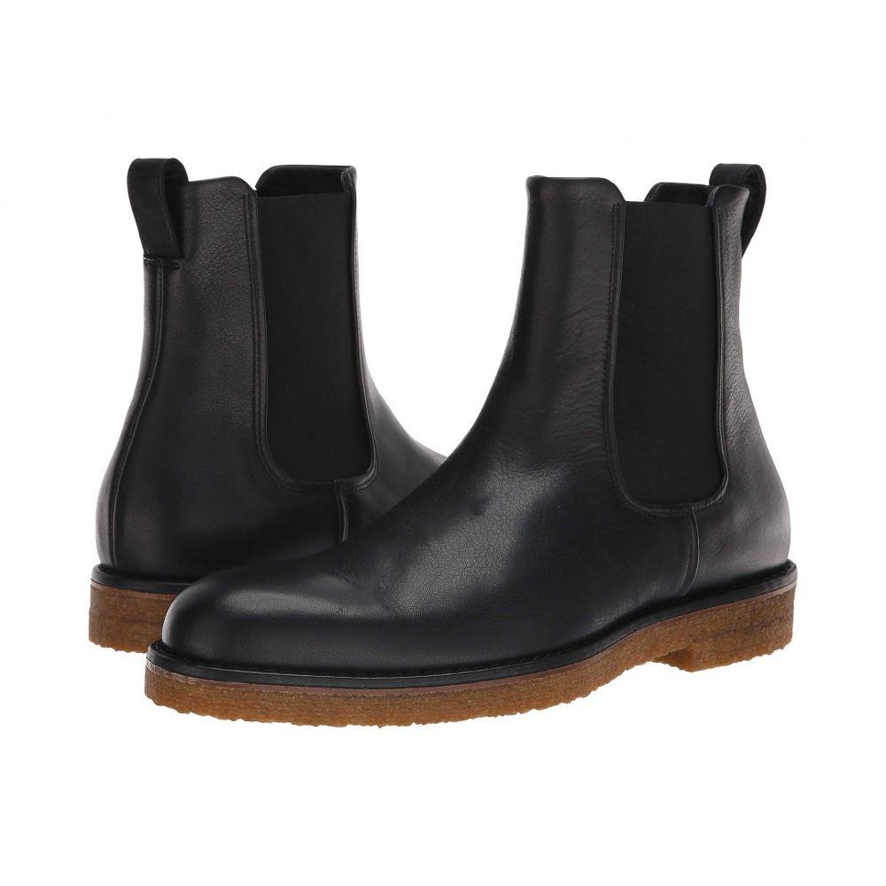 ヴィンス Vince メンズ シューズ・靴 ブーツ【Cressler】Black Leather