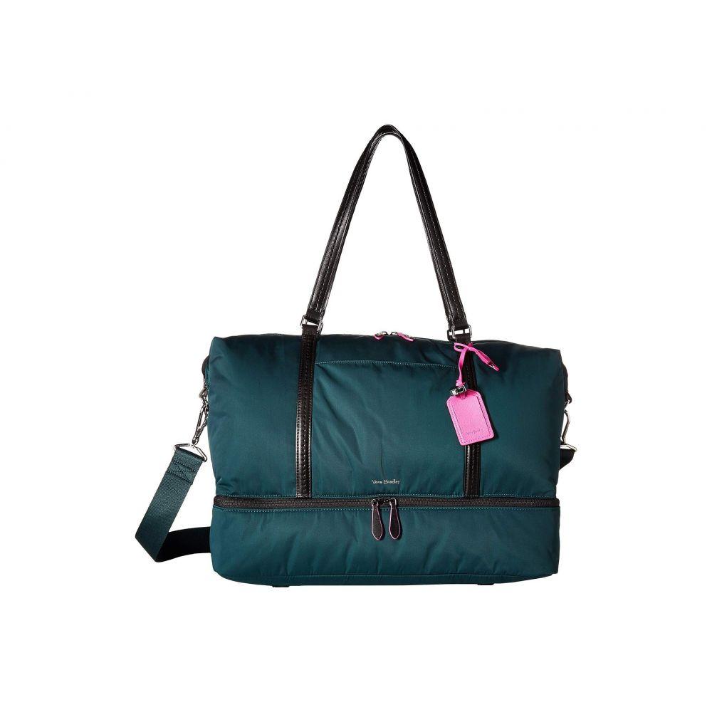 ヴェラ ブラッドリー Vera Bradley レディース バッグ ボストンバッグ・ダッフルバッグ【Midtown Travel Bag】Woodland Green