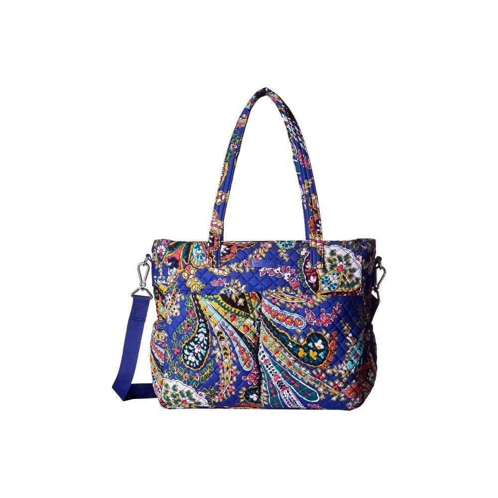 ヴェラ ブラッドリー Vera Bradley レディース バッグ トートバッグ【Iconic Ultimate Baby Bag】Romantic Paisley