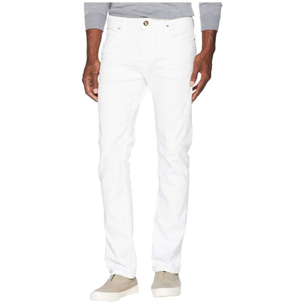 ヴェルサーチ Versace Jeans メンズ ボトムス・パンツ ジーンズ・デニム【White Jeans】White