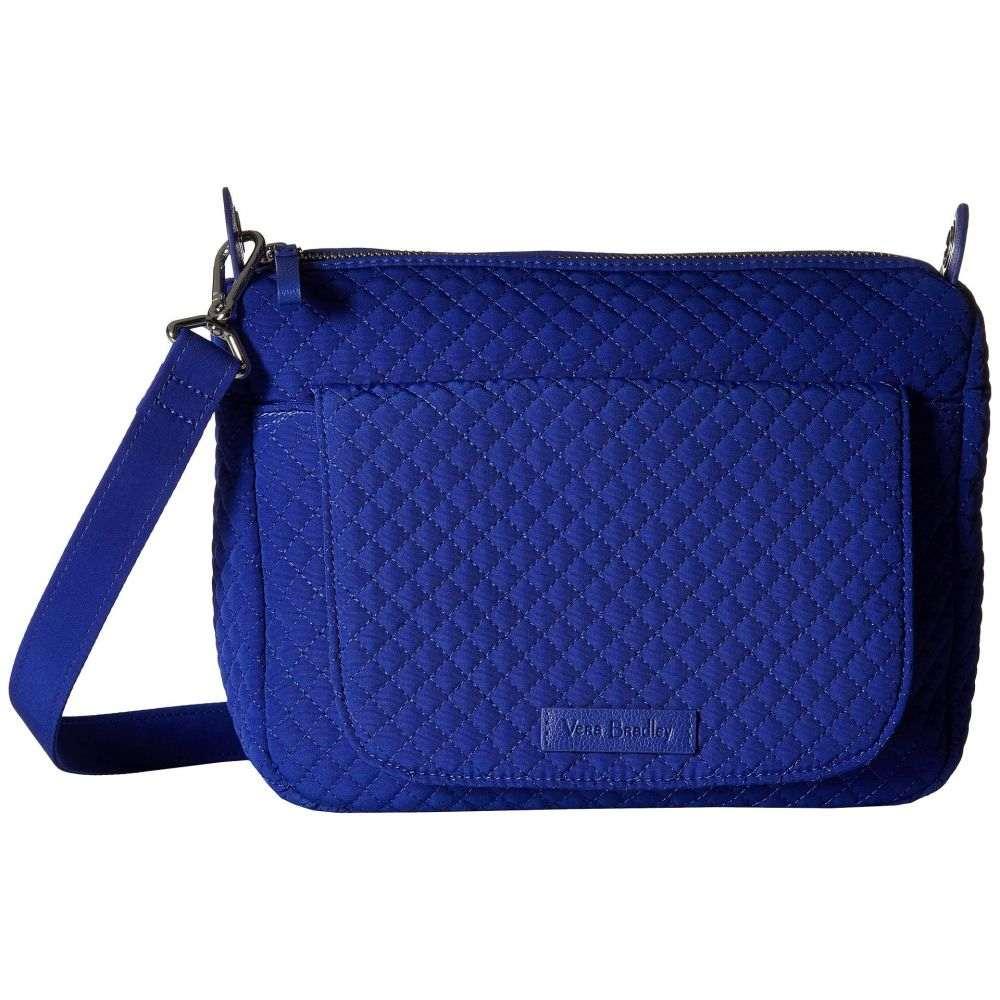 ヴェラ ブラッドリー Vera Bradley レディース バッグ ショルダーバッグ【Carson Mini Shoulder Bag】Gage Blue