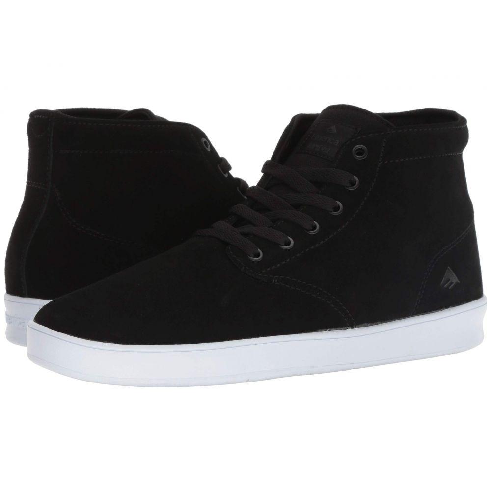 エメリカ Emerica メンズ シューズ・靴【Romero Laced High】Black/White