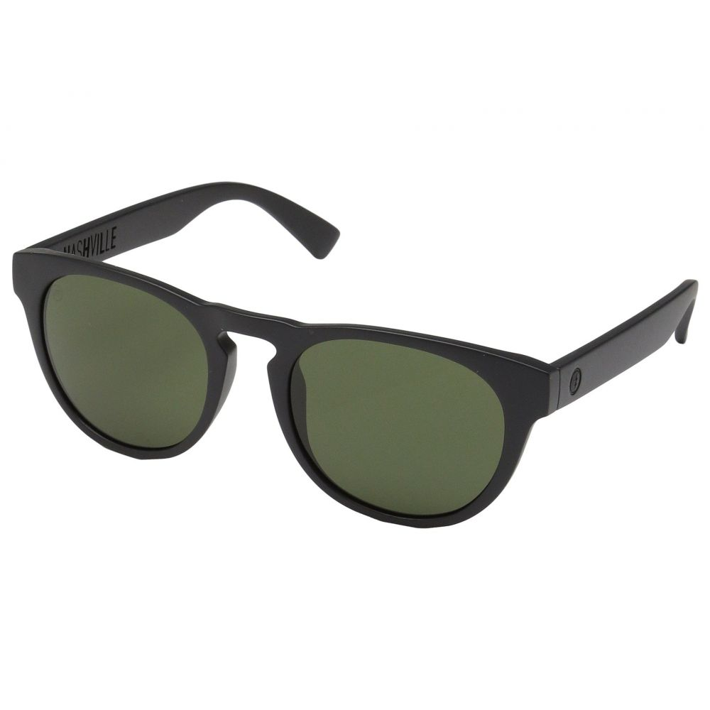 エレクトリック Electric Eyewear メンズ メガネ・サングラス【Nashville】Matte Black/OHM Grey
