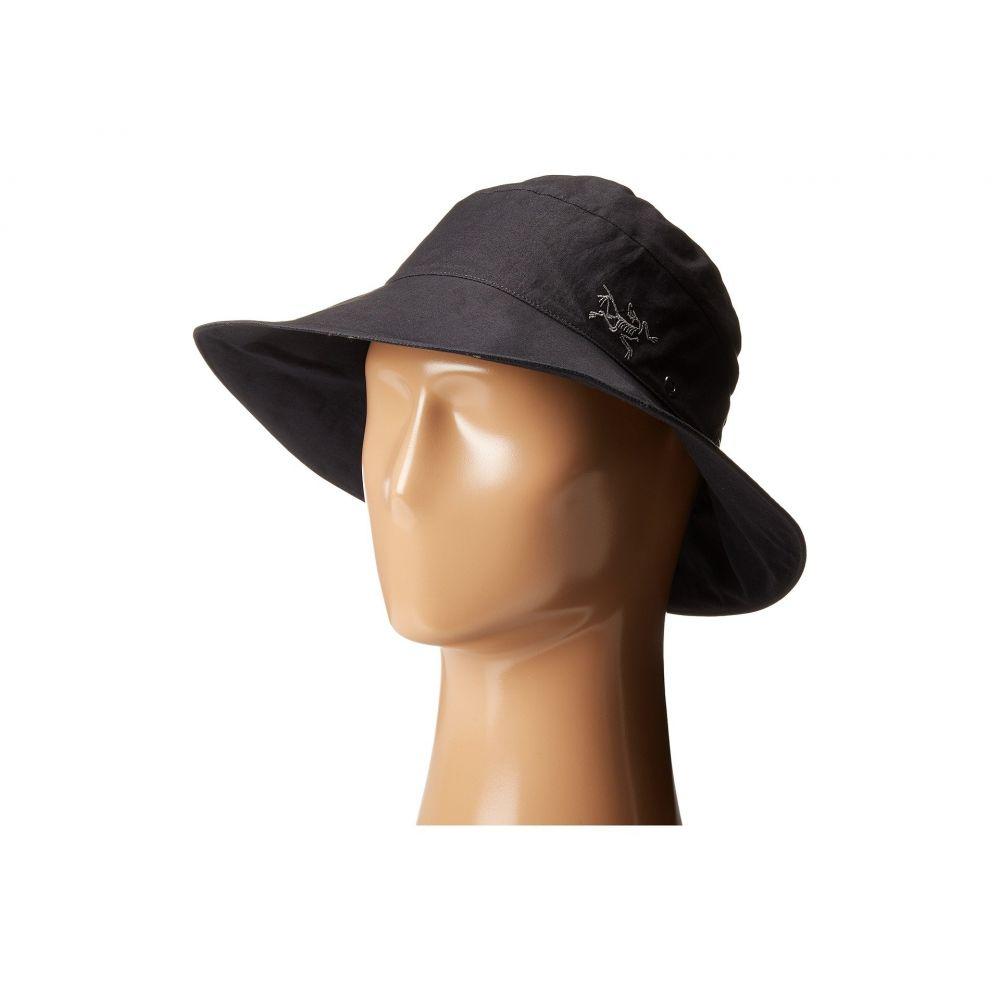 アークテリクス Arc'teryx レディース 帽子 ハット【Sinsola Hat】Carbon Copy