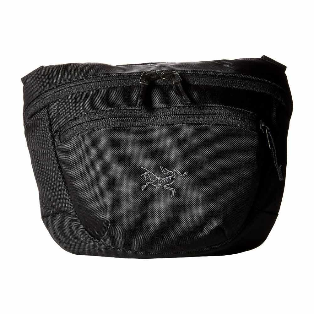 アークテリクス Arc'teryx レディース バッグ ボディバッグ・ウエストポーチ【Maka 2 Waistpack】Black