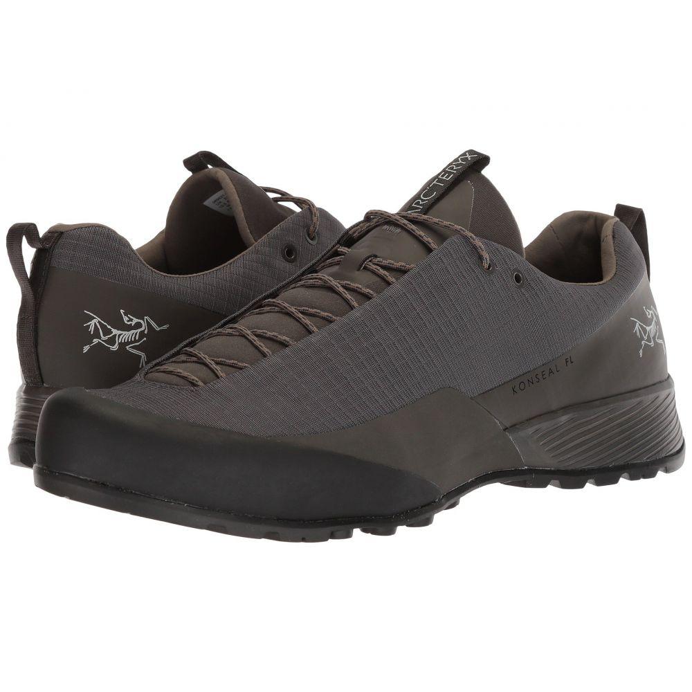 アークテリクス Arc'teryx メンズ ハイキング・登山 シューズ・靴【Konseal FL】Shark/Utility