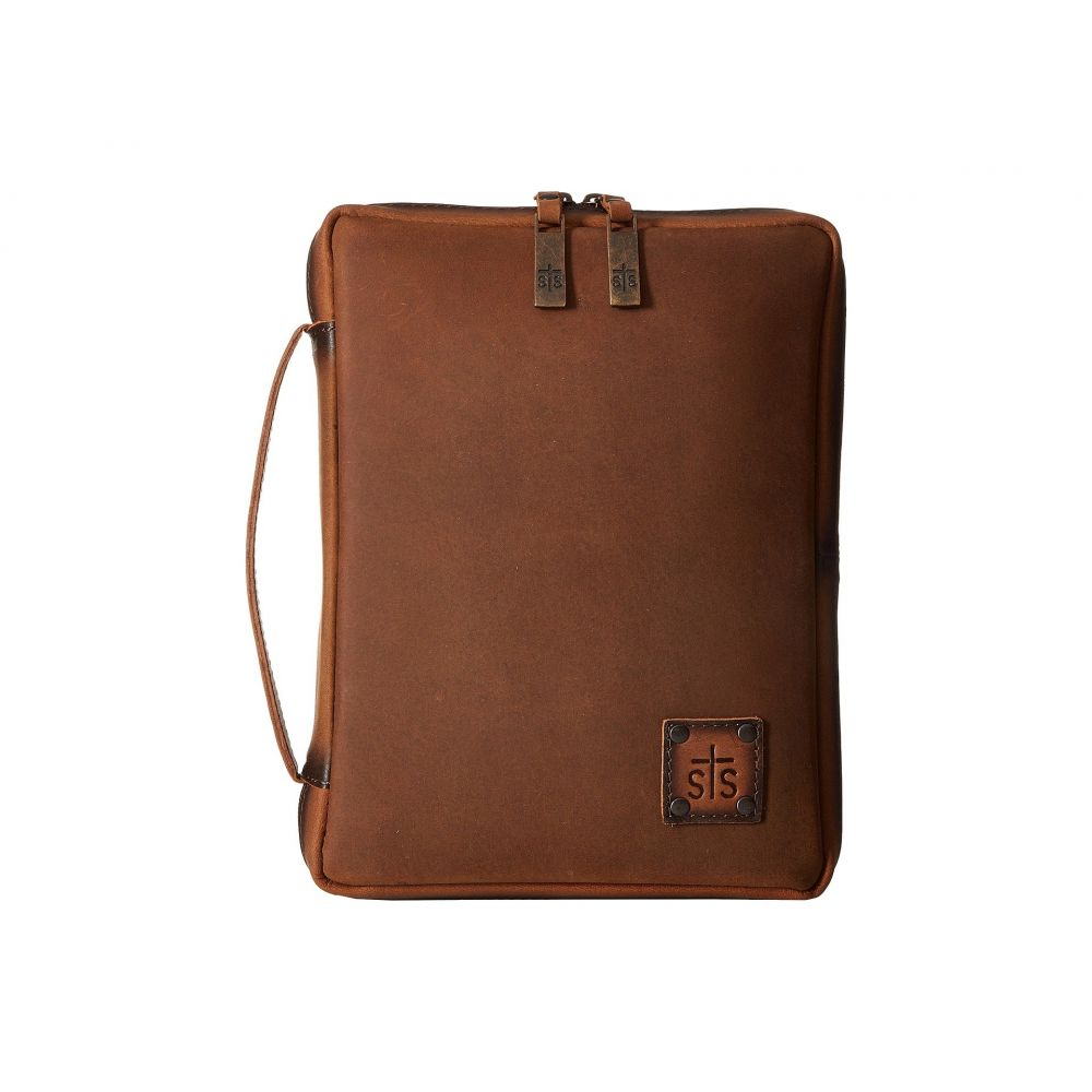 STSランチウェア STS Ranchwear レディース 雑貨【STS Tablet/Bible Cover】Tornado Brown