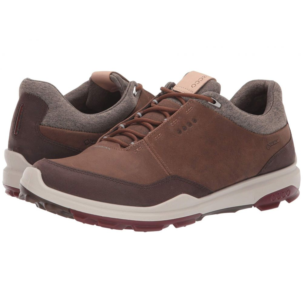 エコー ECCO Golf メンズ ゴルフ シューズ・靴【Biom Hybrid 3 GTX】Camel