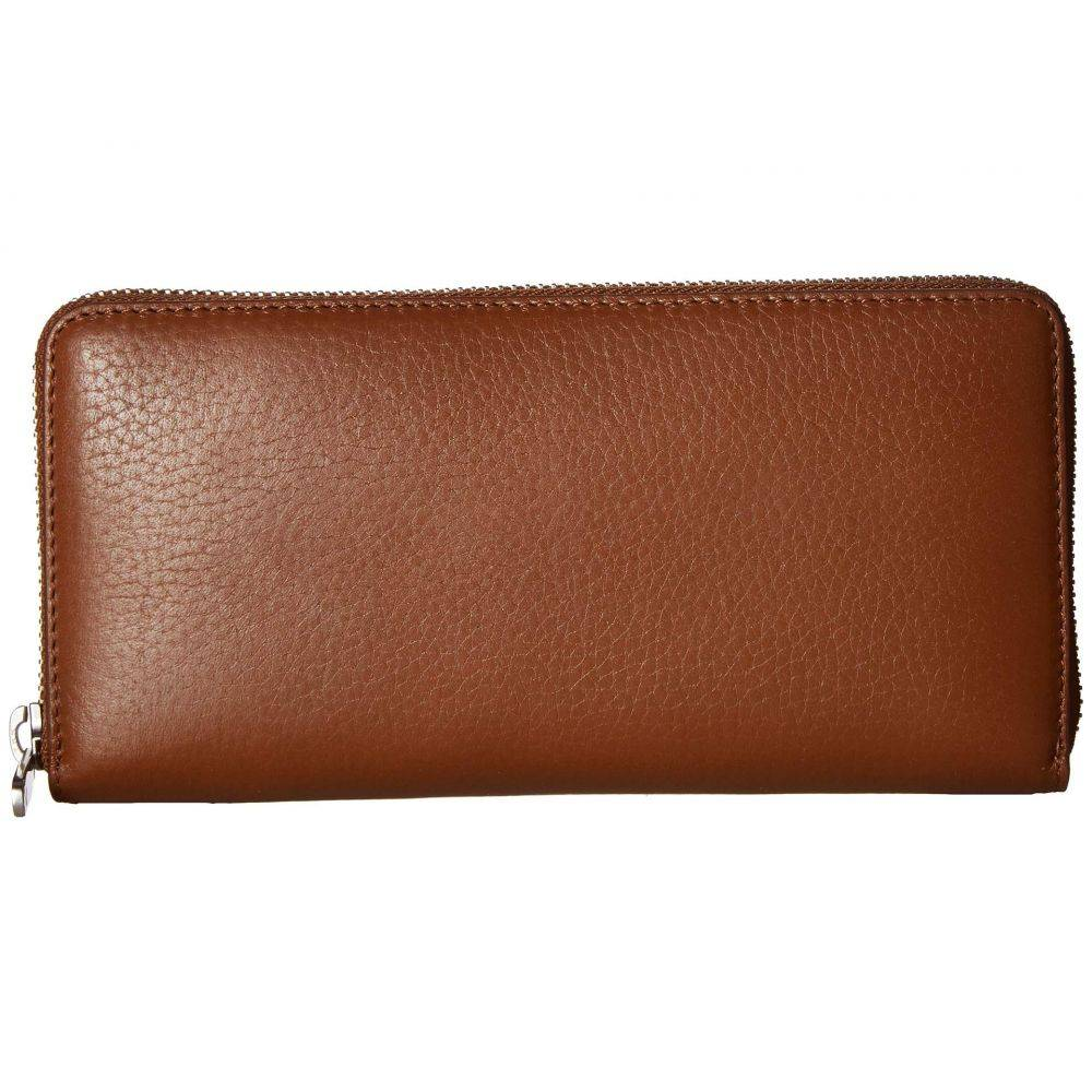 エコー ECCO レディース 財布【Isan 2 Large Zip Wallet】Caramel