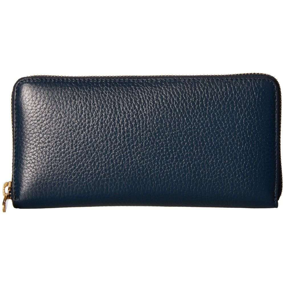 エコー ECCO レディース 財布【Isan 2 Large Zip Wallet】New Petrol