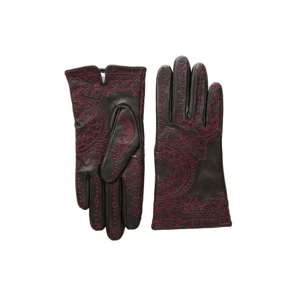 エコー Echo Design レディース 手袋・グローブ【Lucky Gloves】Echo Black