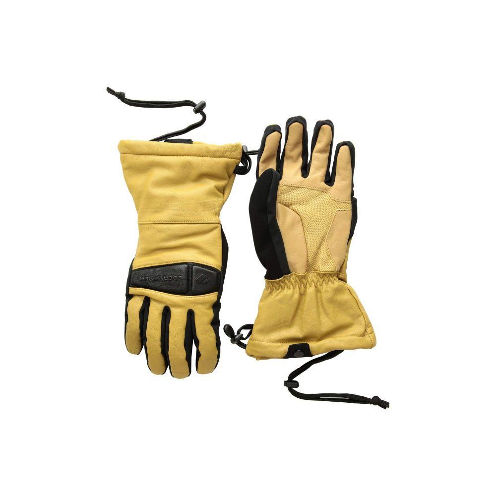 オバマイヤー Obermeyer メンズ スキー・スノーボード グローブ【Eclipse Leather Gloves】Buckskin