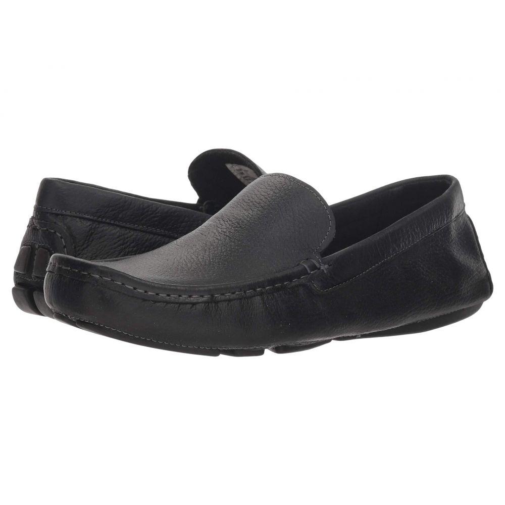 エルビー エバンス L.B. Evans メンズ シューズ・靴 ローファー【Alton】Tumbled Black