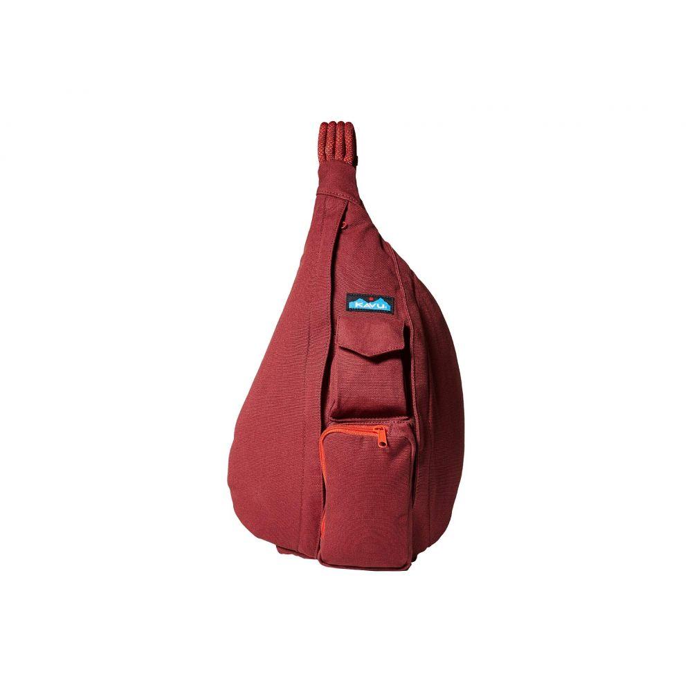 カブー KAVU レディース バッグ バックパック・リュック【Rope Bag】Port