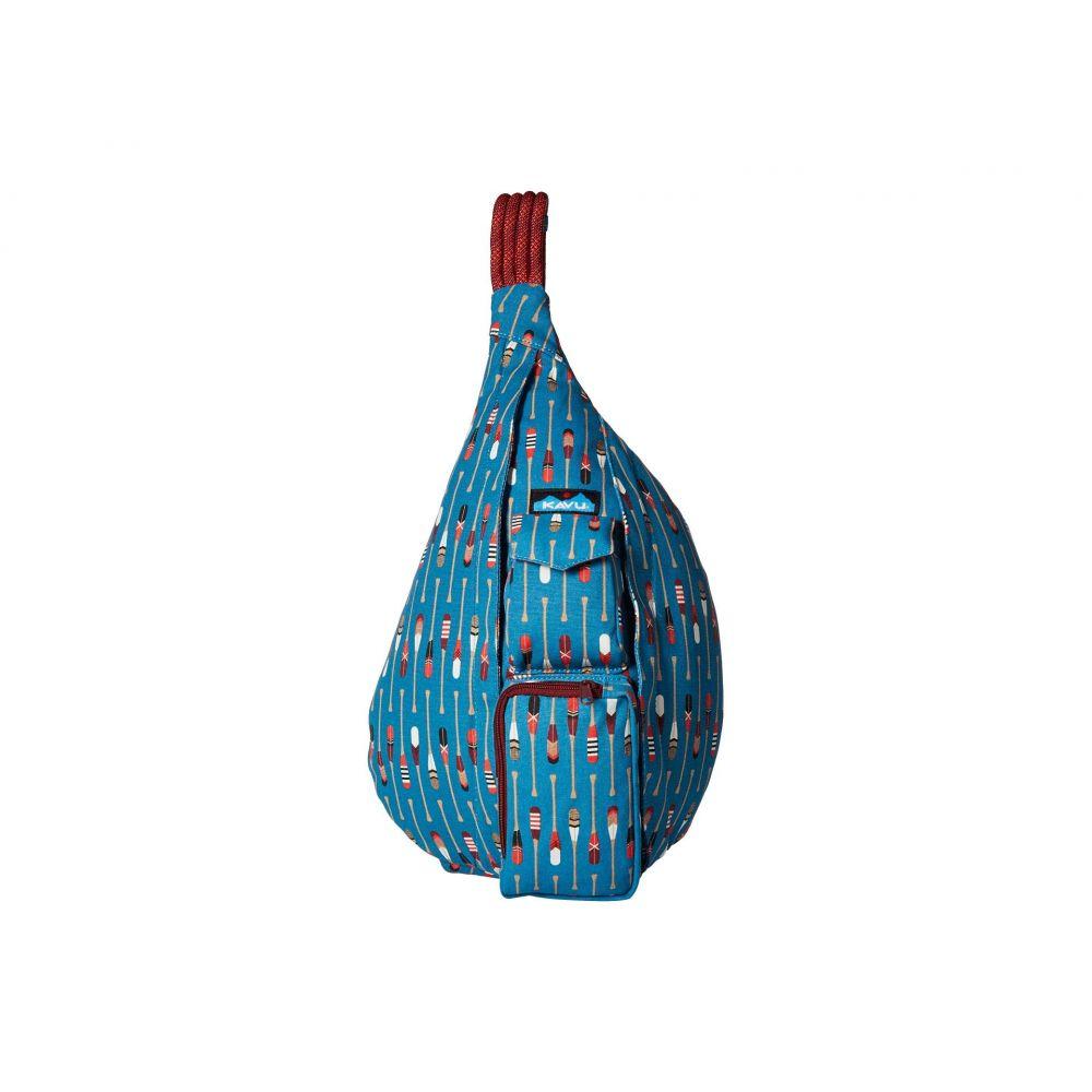 カブー KAVU レディース バッグ バックパック・リュック【Rope Bag】Row House