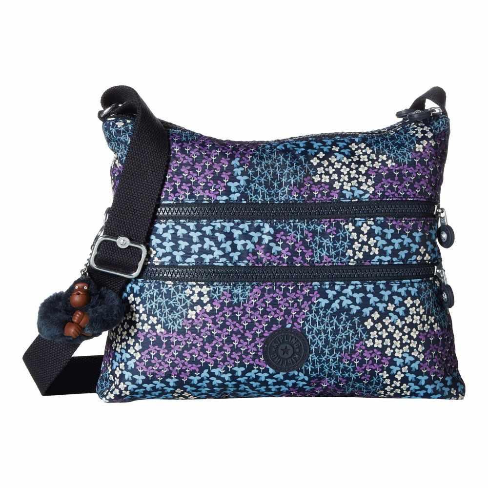キプリング Kipling レディース バッグ ショルダーバッグ【Alvar Crossbody Bag】Dotted Bouquet