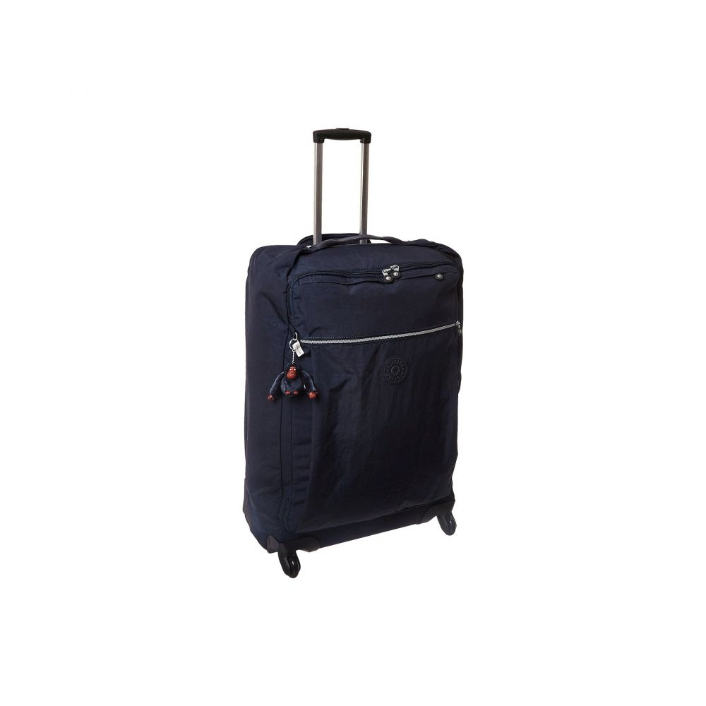 キプリング Kipling レディース バッグ スーツケース・キャリーバッグ【Darcey Large Wheeled Luggage】True Blue