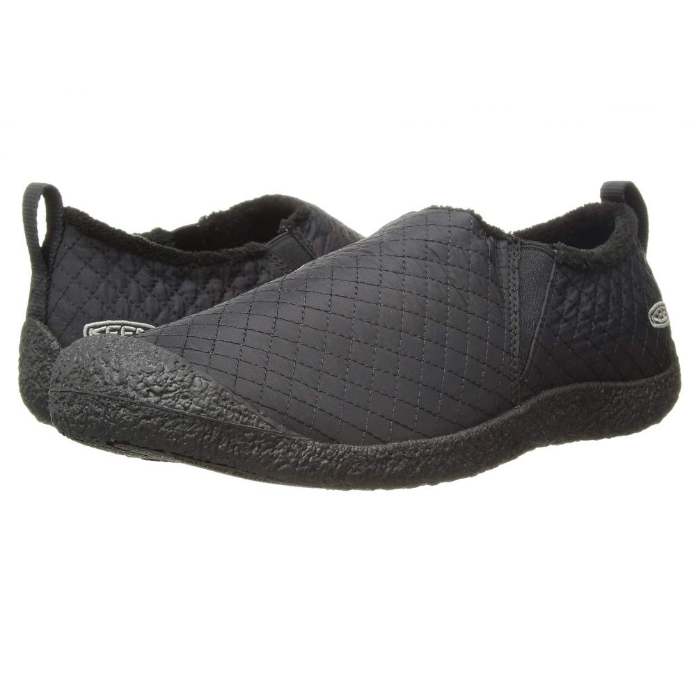 キーン Keen レディース ハイキング・登山 シューズ・靴【Howser III Quilted】Black