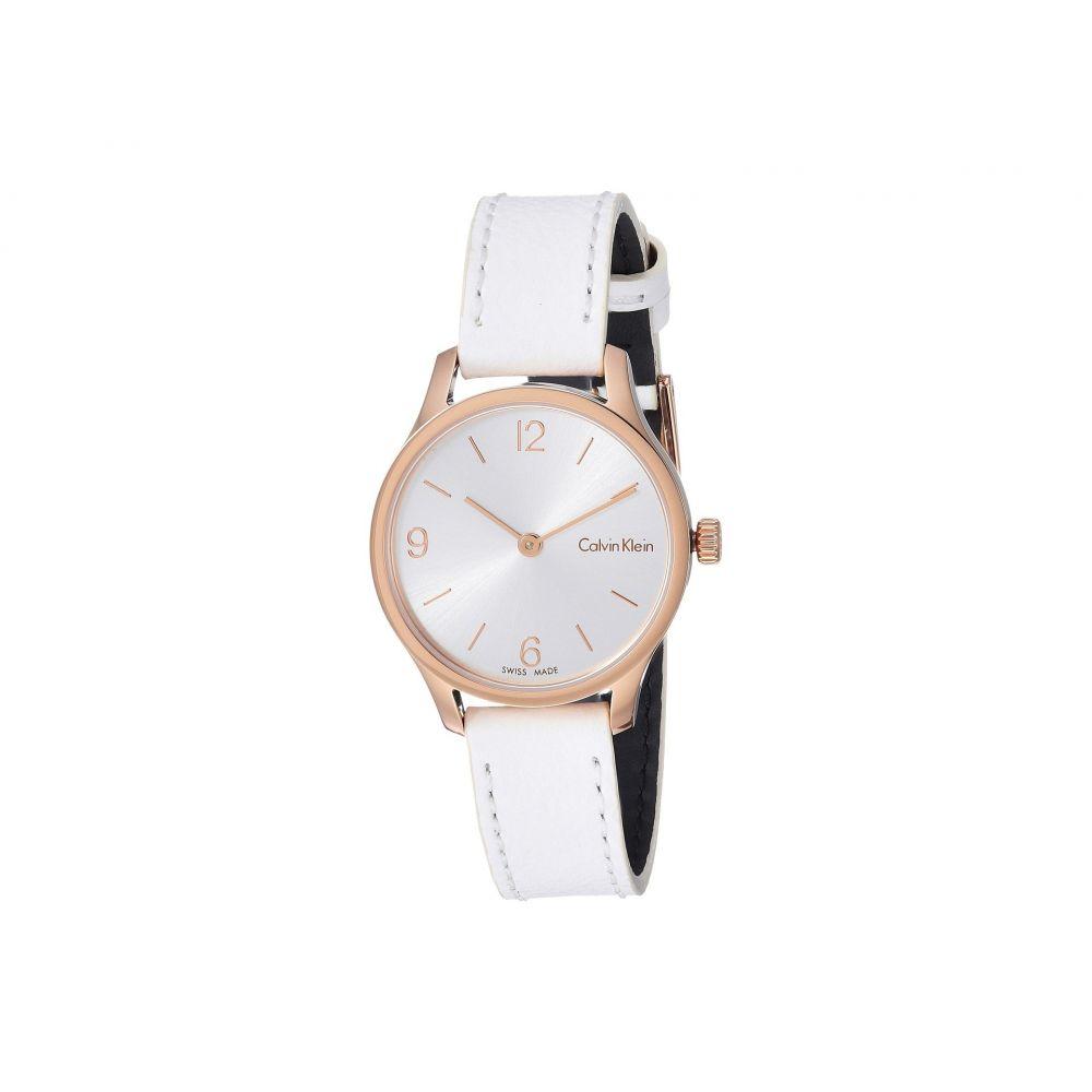 カルバンクライン Calvin Klein レディース 腕時計【Endless Watch - K7V236L6】Silver/White