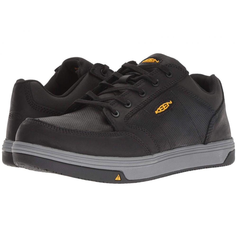 キーン Keen Utility メンズ シューズ・靴【Redding Aluminum Toe ESD】Black/Grey